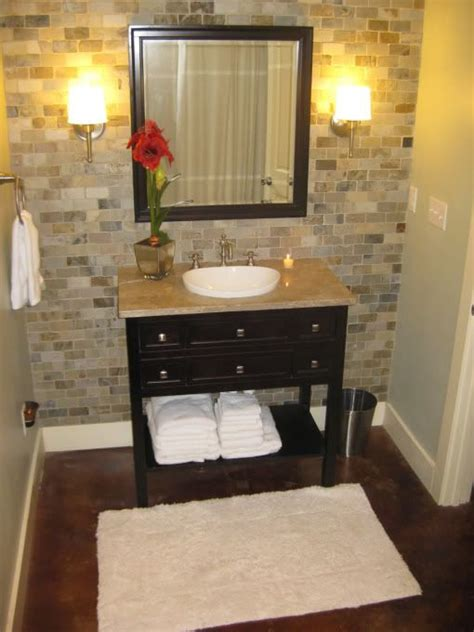 powder room accent wall ideas powder room accent wall for the home pinterest wall