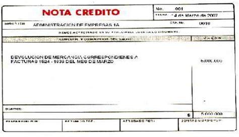 argentina que es una nota credito y debito bancaria ejemplos de uso de la nota de cr 233 dito y la nota de d 233 bito