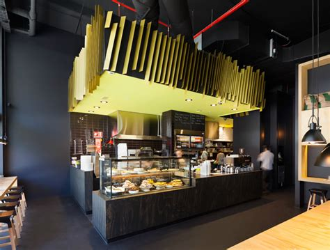 Take Away Shop Interior Design by Pizzeria 187 Retail Design