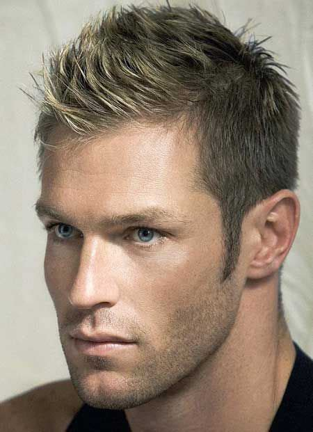 a short blonde hairstyle from the 2015 mens collection mens short hairstyles 2013 masculine styles pinterest