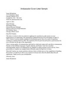 Embassy Security Guard Cover Letter by Embassy Guard Cover Letter