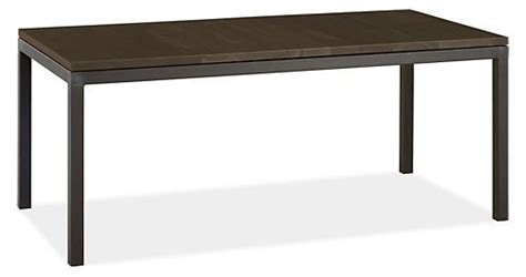 room and board parsons table parsons extension tables tables dining room board dining tops tables