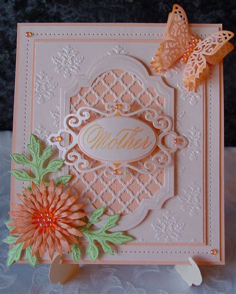 flower dies for card 25 best ideas about spellbinders cards on