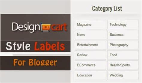 cara membuat label undangan car villa cara membuat widget label sendiri untuk blogger ajatshare
