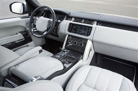 range rover autobiography interior 2016 2016 range rover autobiography review still the world s best
