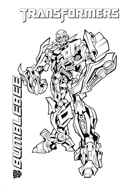 transformers coloring pages coloring pages to print free bumblebee transformers coloring pages gianfreda net