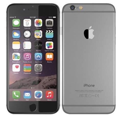 Iphone 6 16gb New Garansi Distri 1 Thn apple iphone 6 16gb grey refurbished b fkmarket recommerce expert