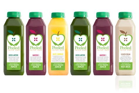 Best Premade Detox Cleanse by The Classic Cleanse 3 Day Peeled Juice Bar