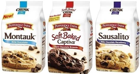 Pepperidge Farm 1 pepperidge farm cookies 1 50 at fry s
