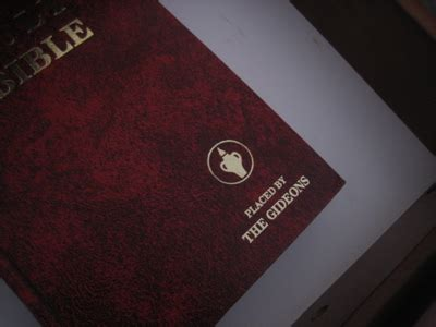 why is there a bible in hotel rooms walker 187 damn that photograph