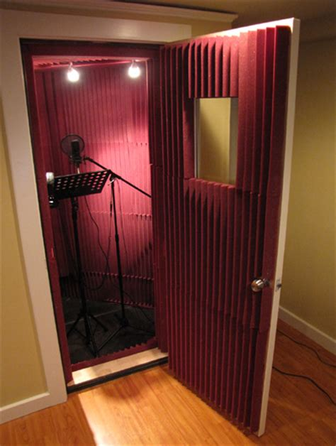 Home Recording Studio Doors Vocal Booth Design Plans Home Decoration Live