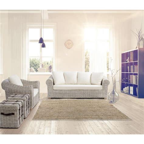 divani shabby divano shabby rattan bianco etnico outlet mobili etnici