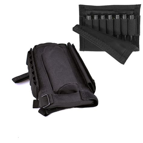 Mba 4 Carbine W Cheek Rest by Tactical Rifle Gun Ammo Carrier Holder Pad