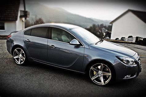 Opel Insignia Tieferlegung by Z Perfomance Five Mit Tieferlegung Reifen Felgen