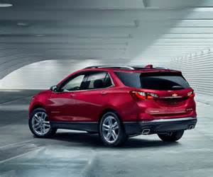 Chevrolet Equinox Price 2017 Chevy Equinox Debuted Release Date Specified