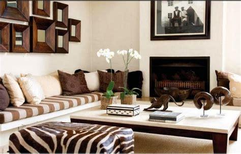 african living room decor stilul african in amenajari interioare