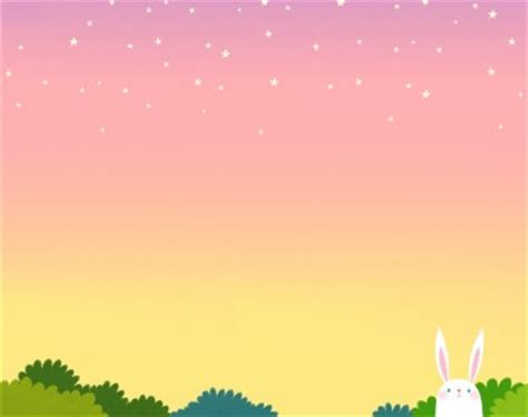 Pp Bunny rabbit background backgrounds for
