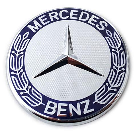 Mercedes Aufkleber by Mercedes Sticker Aufkleber Emblem Motorhaube A
