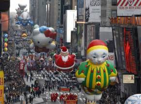 thanksgiving parade new york city the macy s thanksgiving day parade in new york city is