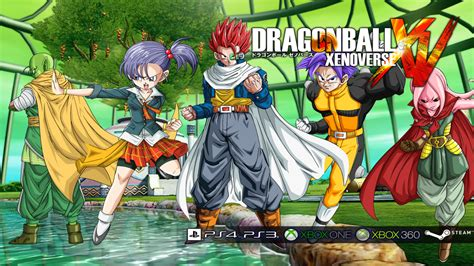 cara mod game dragonball online 11 dragon ball xenoverse fonds d 233 cran hd arri 232 re plans