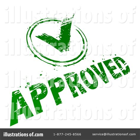 St Of Approval by Signature Approval Clipart Clipart Suggest