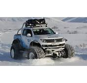 The Most Obvious Change To VW Amarok Was Fitting Those Massive