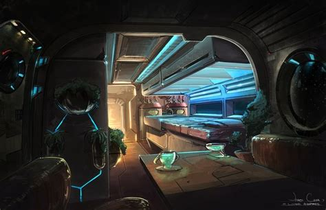 Spaceship Living Room 17 Best Images About Spaceships Interior On