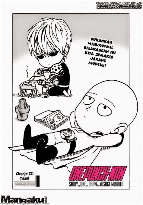 Komik One 1 72 one punch chapter 72 indonesia otakuindo