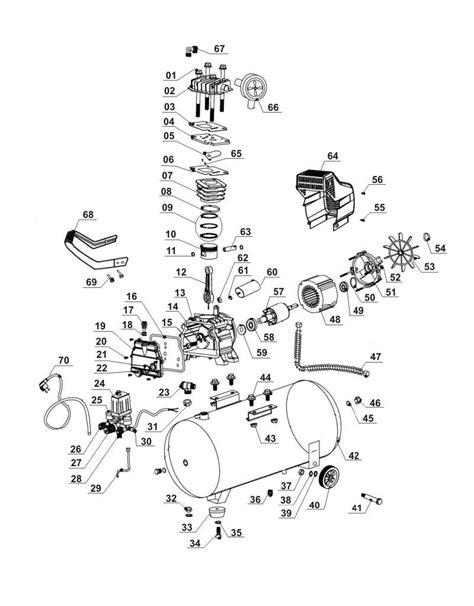 afkortzaag einhell onderdelen ersatzteil kessel f 252 r kompressor einhell euro 2500 2 aus