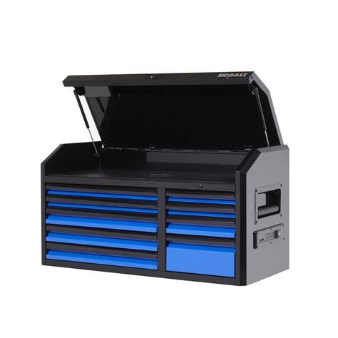Kobalt Tool Box Drawer Slides by Shop Kobalt 3000 Series 22 5 In X 41 In 9 Drawer