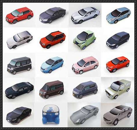 Paper Craft Square - papercraftsquare new paper craft lots of nissan