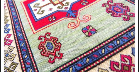 Petit Point Area Rugs by S Needlework Dollhouse Miniature Petit Point