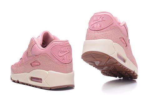 Nike Mat Shoes by Creative Nike Air Max 90 Pink Straw Mat 443817 600