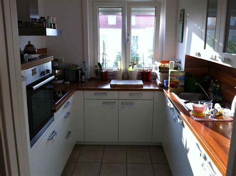 neue einbauküche wohnzimmer wei 223 gr 252 n