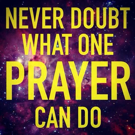 Power In Prayer there s power in prayer words to live by