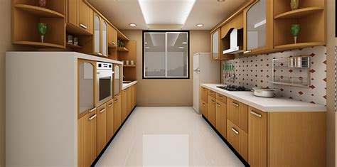 parallel kitchen ideas select modular kitchen in delhi india kitchen designs