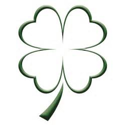 picture of a four leaf clover clipart best
