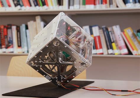 Balance Cube cubli balancing robot robohub