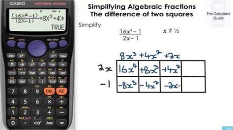 solving algebraic equations fractions calculator math