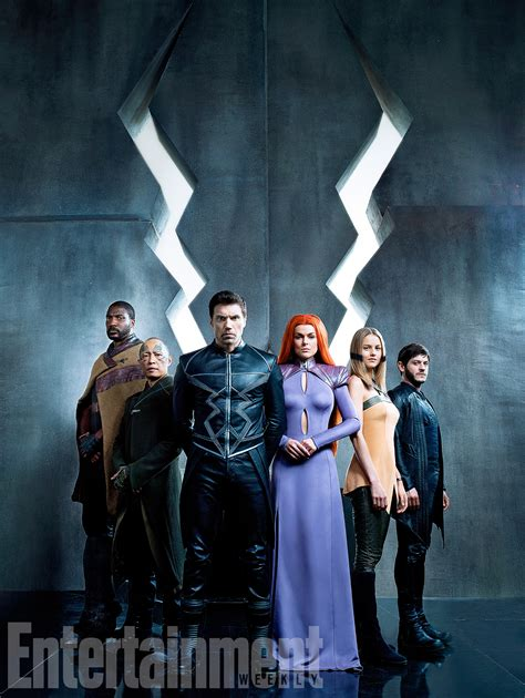 film marvel inhumans marvel s inhumans come to life in first look photo