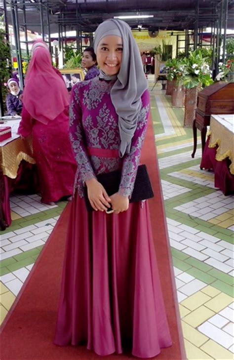 Gamis Remaja Untuk Pesta Pernikahan koleksi model baju muslim remaja untuk pesta pernikahan