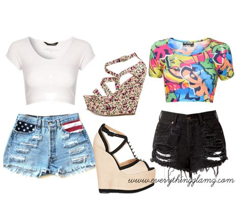 5 Cropped Top Ideas by Summer Ideas With Crop Tops Pretty Designs