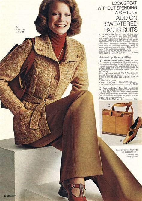 Dompet Fashion Ii 1 a pre s shelley hack modeling for jcpenney 1975 70s