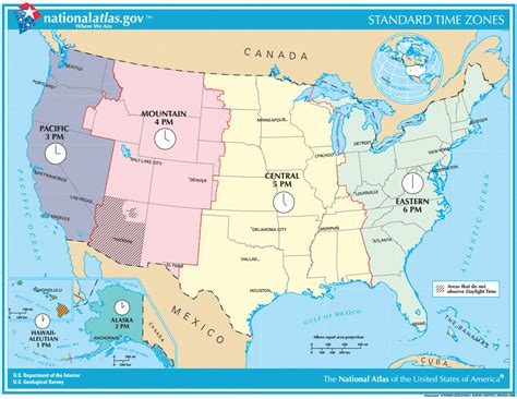printable united states map with time zones and state names us time zone map united states