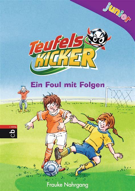 Ein Bd by 187 Teufelskicker Junior Ein Foul Mit Folgen Bd 3
