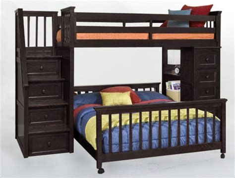 l shaped bunk beds twin over full 21 top wooden l shaped bunk beds with space saving features