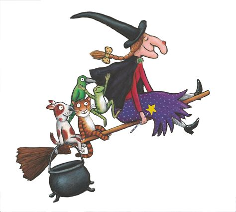 room on the broom room on the broom from book to stage children s books the guardian