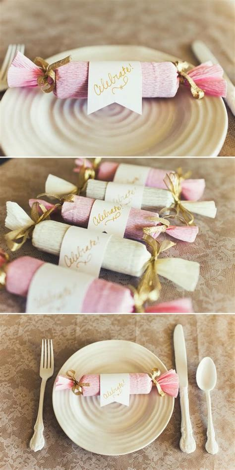 Diy Wedding Giveaways Ideas - pink wedding diy party favors decoration ideas 798148 weddbook