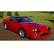 Own Your Very Red Dragon 1987 Camaro IROC Z28