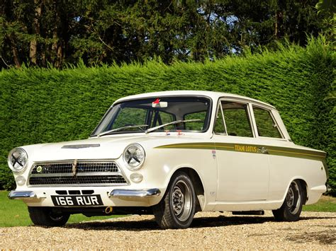 ford cortina lotus fab wheels digest f w d ford lotus cortina mk1 1963 66